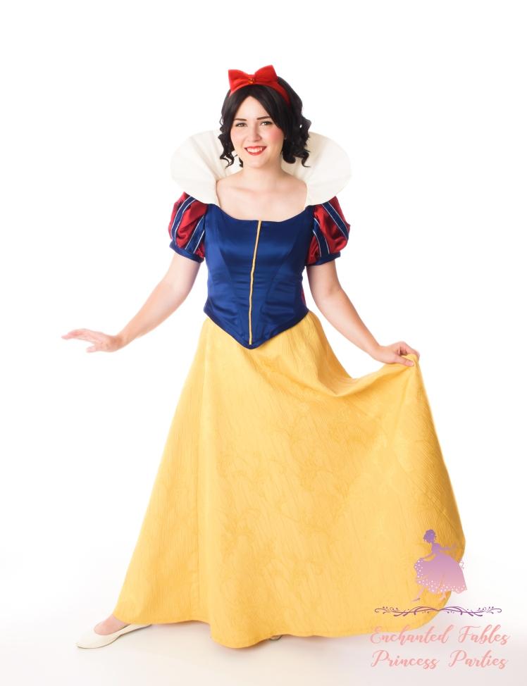 Enchanted Fables Fairest Princess 002
