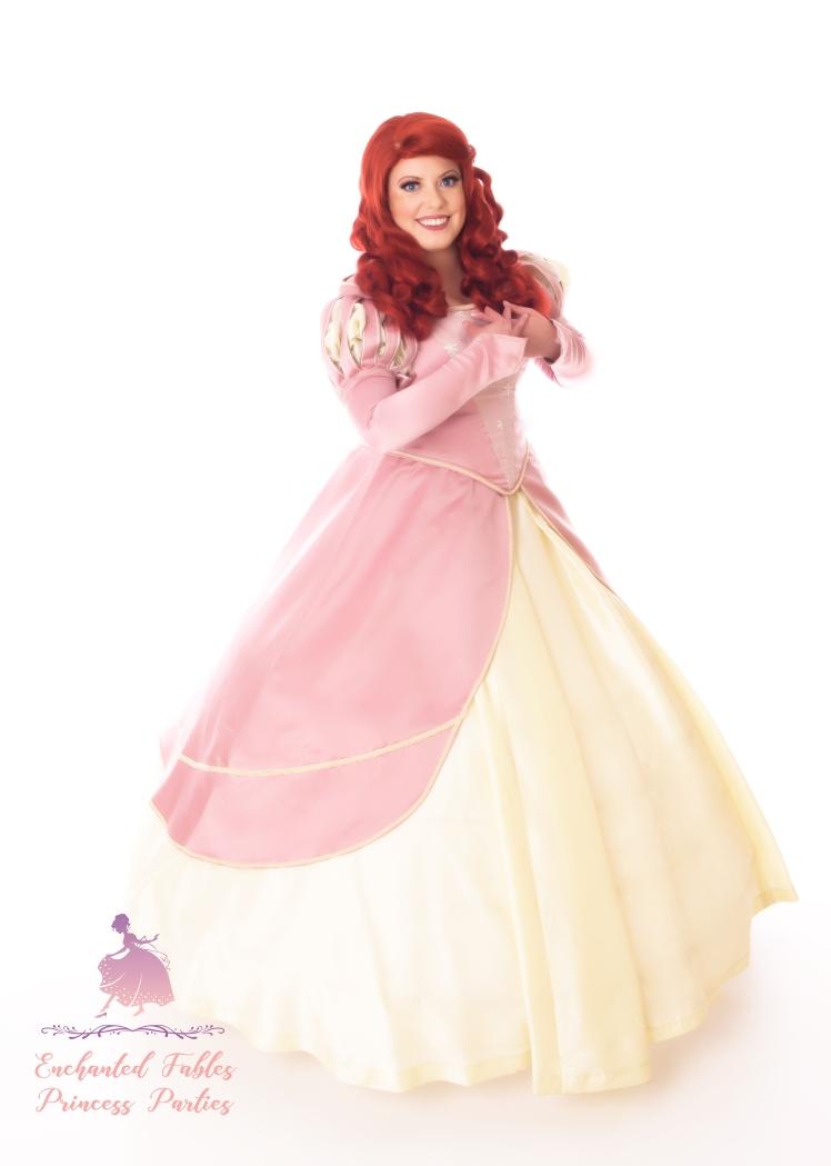 Enchanted Fables Mermaid Princess 001