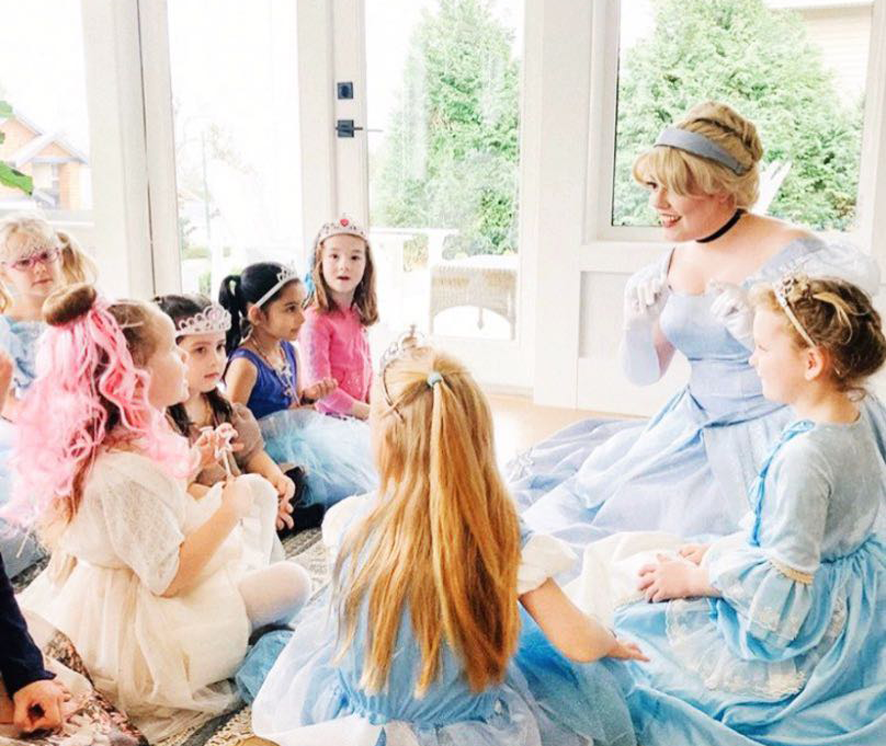 Princess parties, birthday parties, character performer, tea parties, party, kids party, we are a great addition to any event!