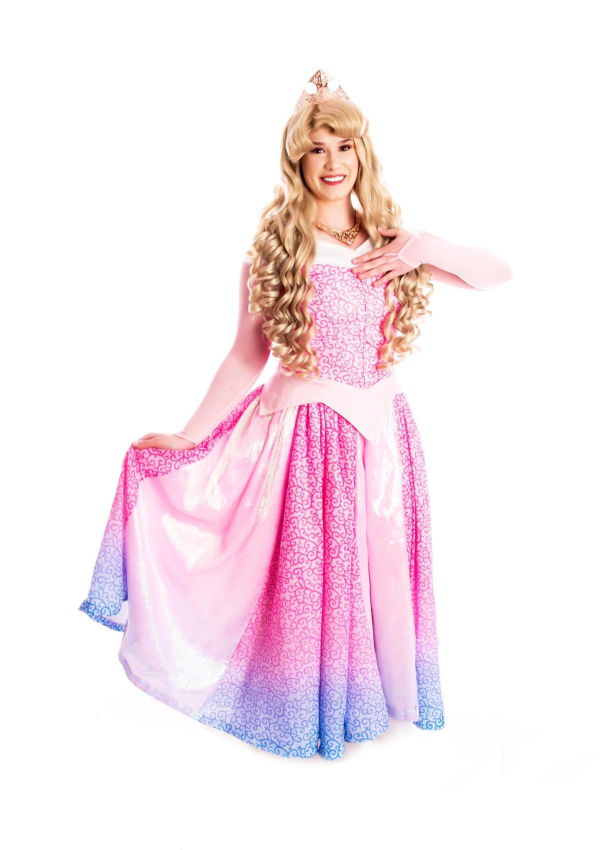 Professional princess performers in Victoria BC and Vancouver Island.